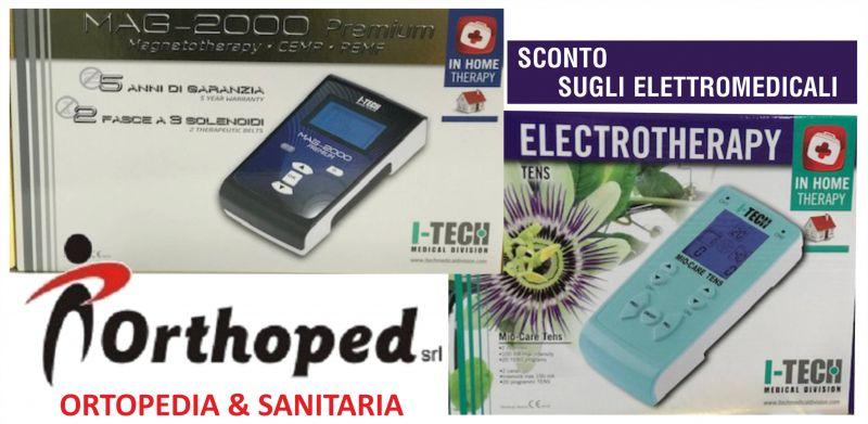 offerta vendita elettromedicali elettrostimolatori i-tech  - occasione vendita electrotherapy