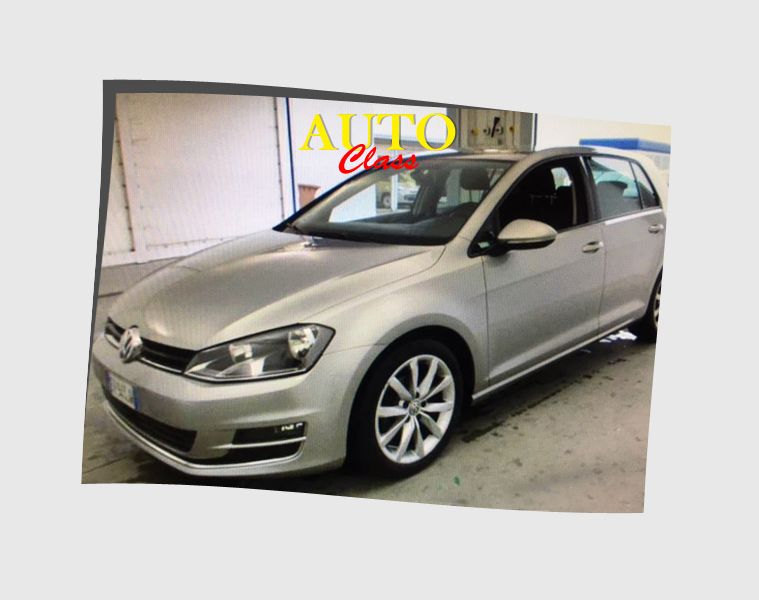 Offerta Vendita Volkswagen Golf 1.6 TDI DPF Comfortline Berlina Atena Lucana - Autoclass