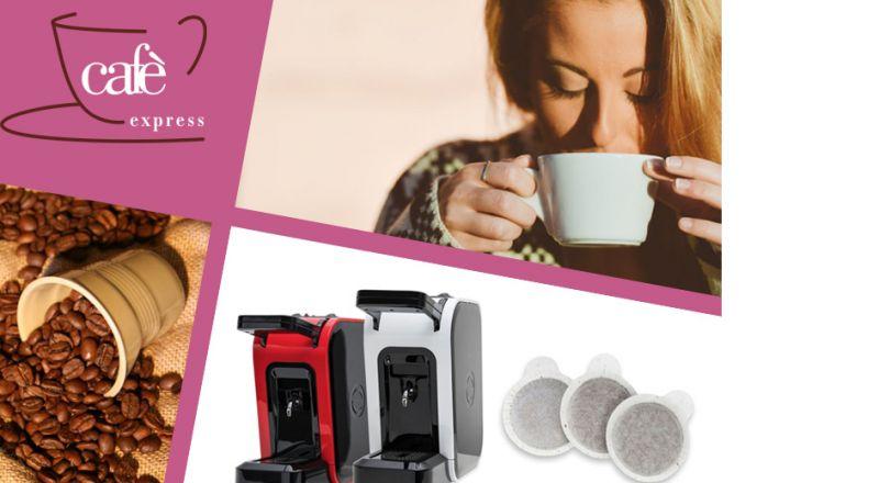 Cafe express srl offerta macchine caffe comodato d uso - occasione macchine caffe Vittoria