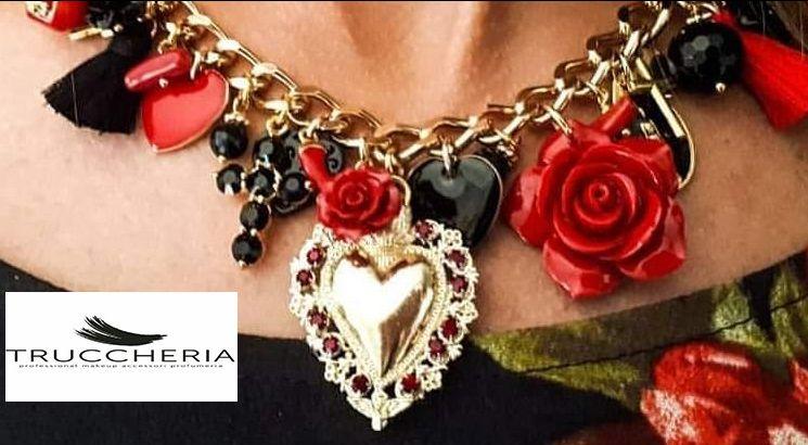 Truccheria Offerta accessori moda - occasione bijoux made in italy Ragusa