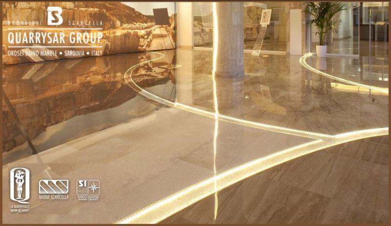 Offerta estrazione vendita marmo Breccia Sarda - Promozione lavorazione marmo Breccia Sarda