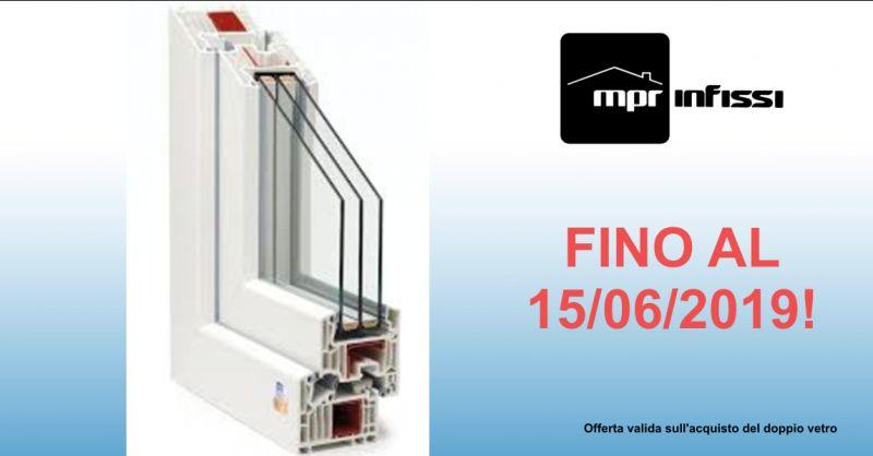 Offerta vendita infissi su misura Venezia - Occasione finestre con triplo vetro Venezia