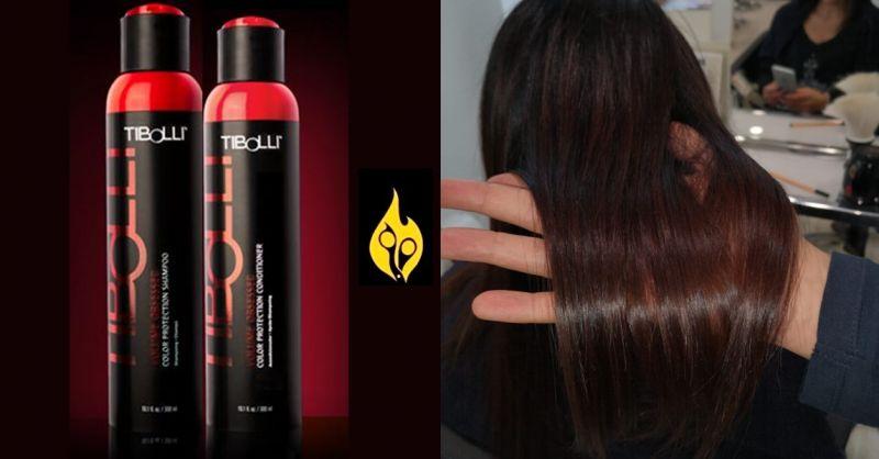 GLAMOUR HAIR STYLE - Offerta trattamento lisciante anticrespo e ricostruzione  profonda Venezia