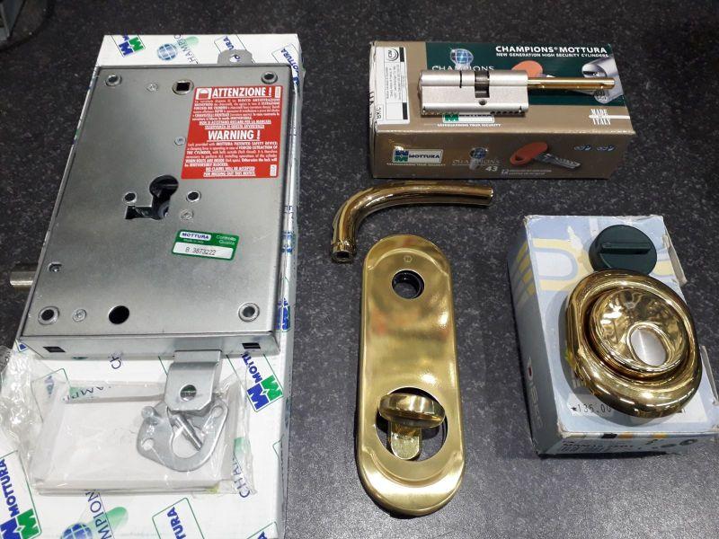Promozione installazione serrature a cilindro Europeo Corciano - Effeppi Service