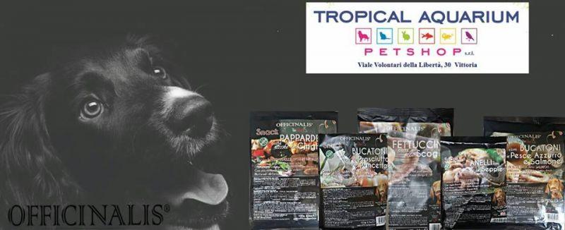 Snack per cani Made in Italy da Tropical Aquarium Petshop