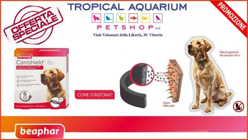 Collare antiparassitario scontato da Tropical Aquarium Petshop