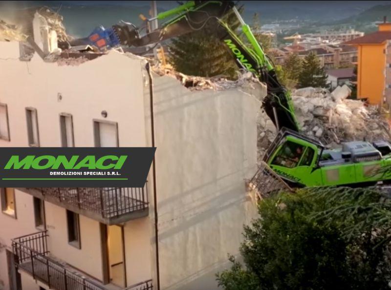 offerta demolizioni civili controllate-promozione demolizioni edifici speciali