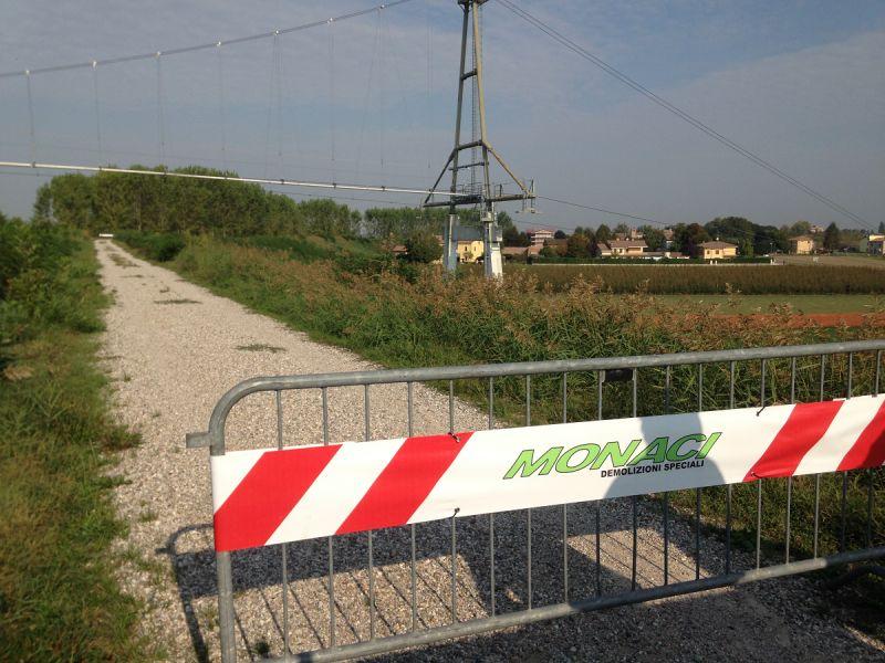 demolizione metanodotti-gasdotti-impianti
