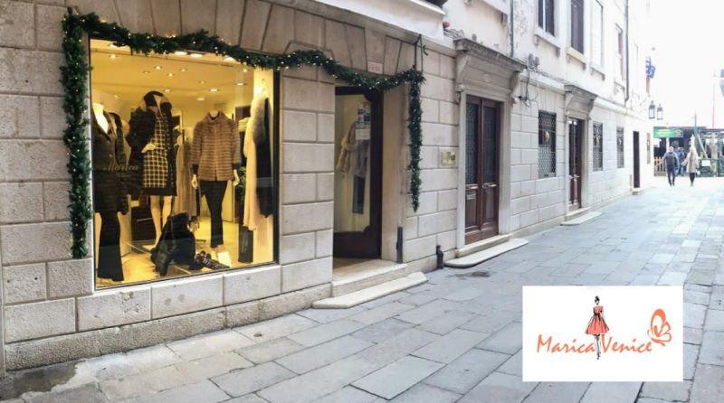 Marica Venice offerta abbigliamento donna - occasione vestiti e abiti Calle Vallaresso