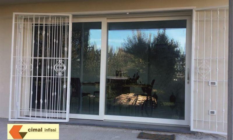 CIMAL INFISSI - offerta infissi e serramenti di sicurezza per la casa Livorno
