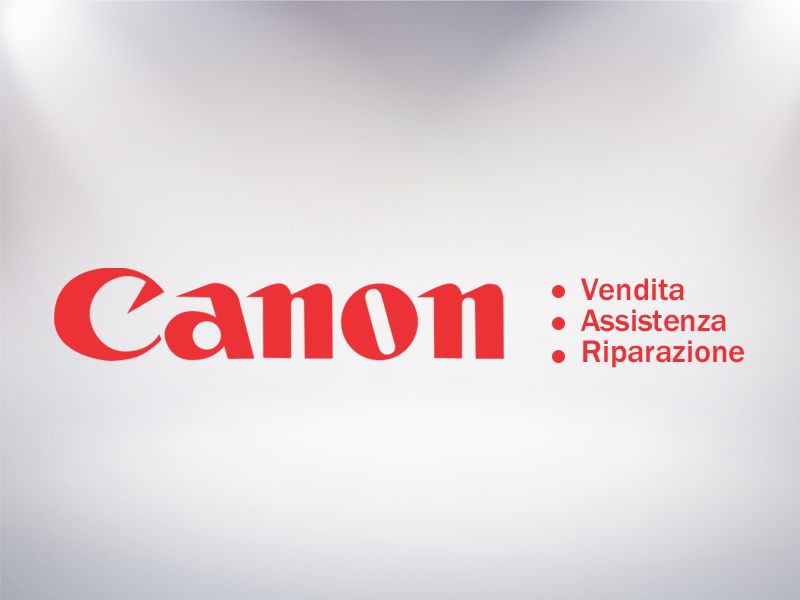 offerta vendita Assistenza Tecnica stampanti Canon - Assistenza stampanti Canon zona prati
