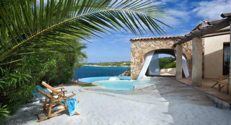 occasione villa in affitto sul mare porto rotondo - offerta case vacanze in sardegna sul mare