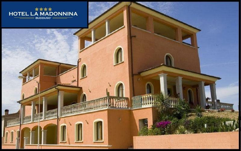 ALBERGO MADONNINA - Offerta pernottamento albergo con piscina - Occasione hotel con sauna Olbia