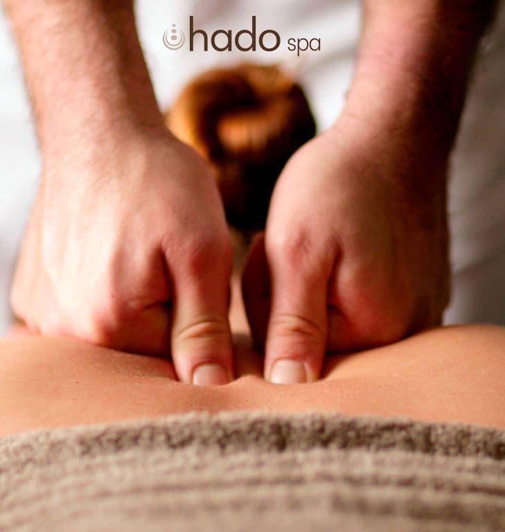 HADO SPA offerta massaggio decontratturante ?
