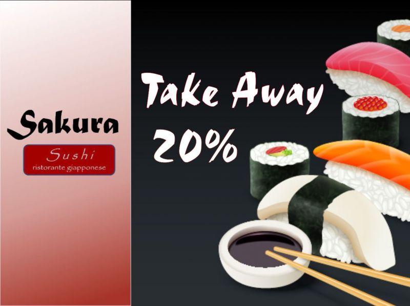 Sakura Sushi Oristano - ristorante giapponese take away sushi d asporto
