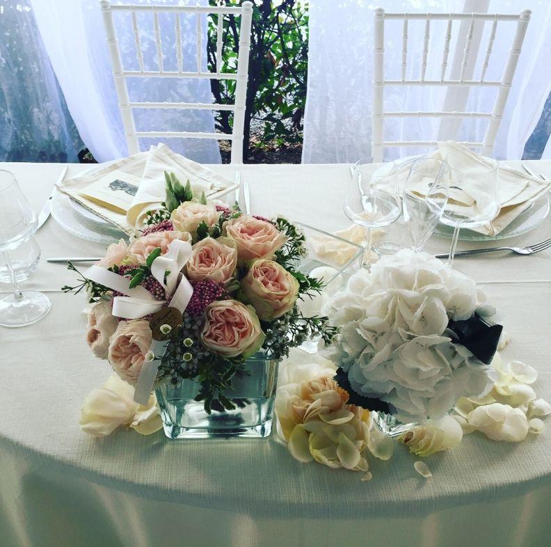 Offerta realizzazioni allestimenti floreali per cerimonie - Promozione vendita fiori
