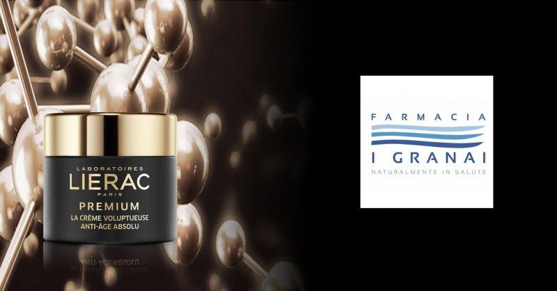 FARMACIA I GRANAI offerta crema Lierac antirughe - occasione crema per macchie della pelle