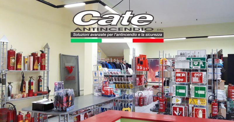 offerta materiale antincendio - promozione sistemi antiincendio certificati