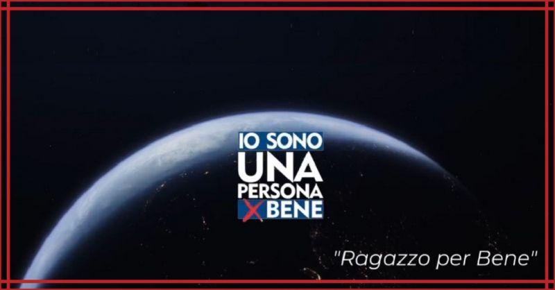 Canzone Ragazzo Per Bene #ragazzoperbene #abelenocaino - La musica contenitore, la voce comune