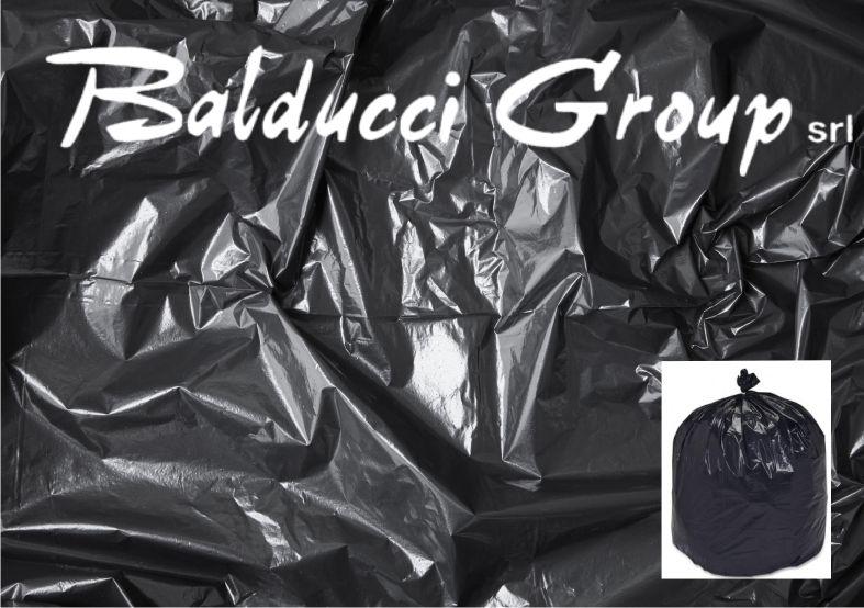 Offerta sacchi neri per raccolta spazzatura