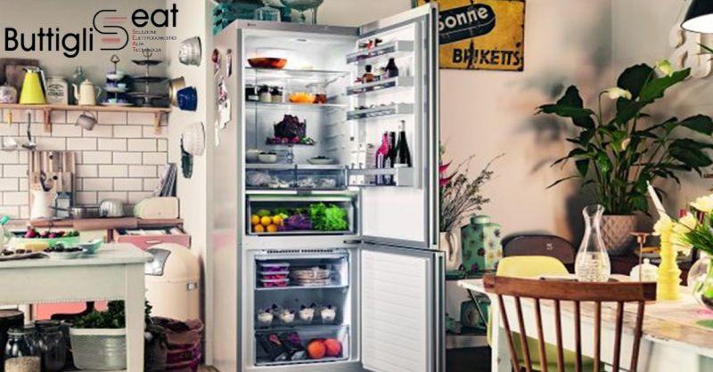 offerta frigoriferi e congelatori da incasso Roma - occasione vendita Frigocongelatore Neff
