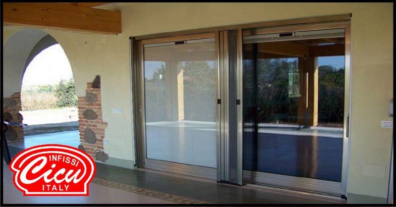 INFISSI CICU | Offerta produzione infissi serramenti alluminio con isolamento termo acustico