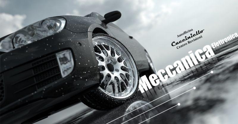 Offerta autofficina meccanica elettronica per auto Solofra - Officina Cucciniello