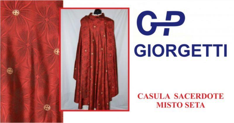 offerta vendita capsula sarcedote a loreto - promozione capsula per sacerdote misto seta loreto