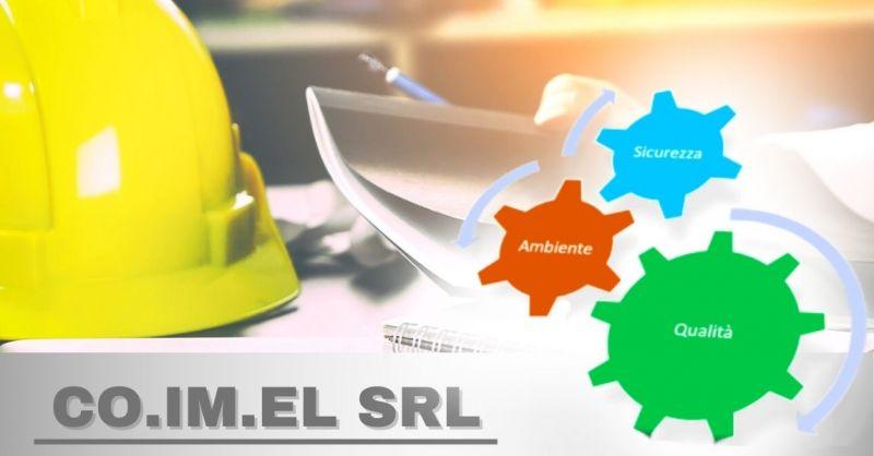 COIMEL - Offerta sistema di gestione qualità ambiente e sicurezza Terni Coimel srl