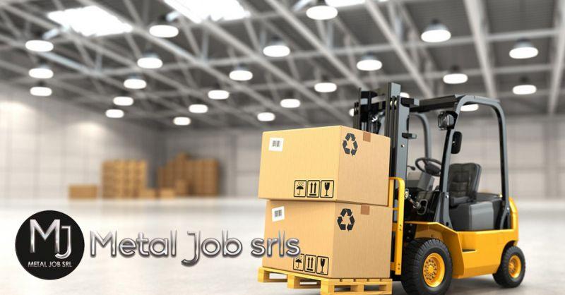 Metal Job offerta servizio di facchinaggio da cantiere edile Roma e provincia