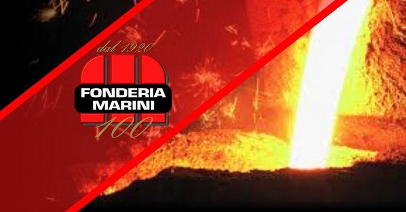 FONDERIA MARINI - Trouvez une fonderie Italienne spécialisée dans la fusion de fonte sphéroïdale
