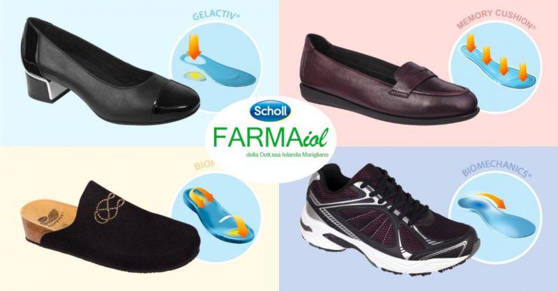 FARMAIOL  PARAFARMACIA  SILANUS - promozione sulle calzature dr Scholl 20% sconto