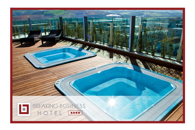 BREAKING BUSINESS HOTEL - offerta weekend per due in abruzzo