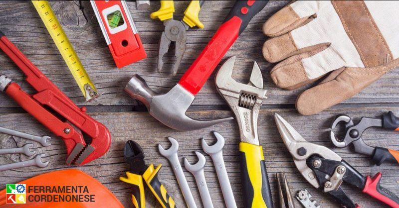 Ferramenta Cordenonese offerta duplicazioni chiavi - occasione vendita utensileria fai da te