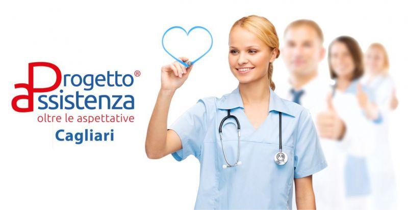 PROGETTO ASSISTENZA INFERMIERISTICA DOMICILIARE CAGLIARI  - offerta servizi integrati famiglie