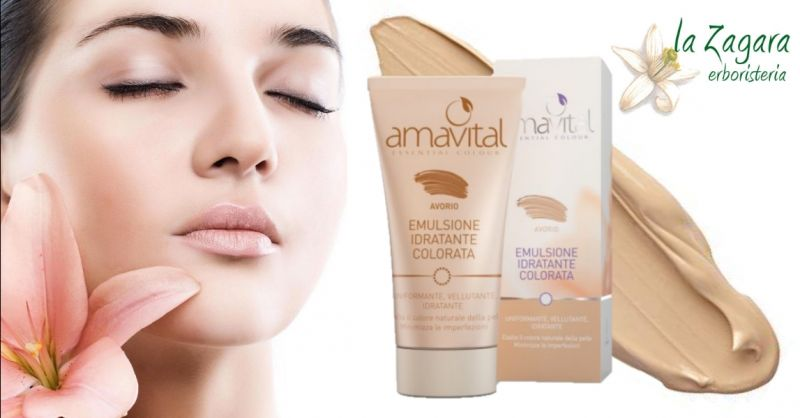 offerta Amavital Emulsione Colorata viso - occasione crema colorata viso vendita online