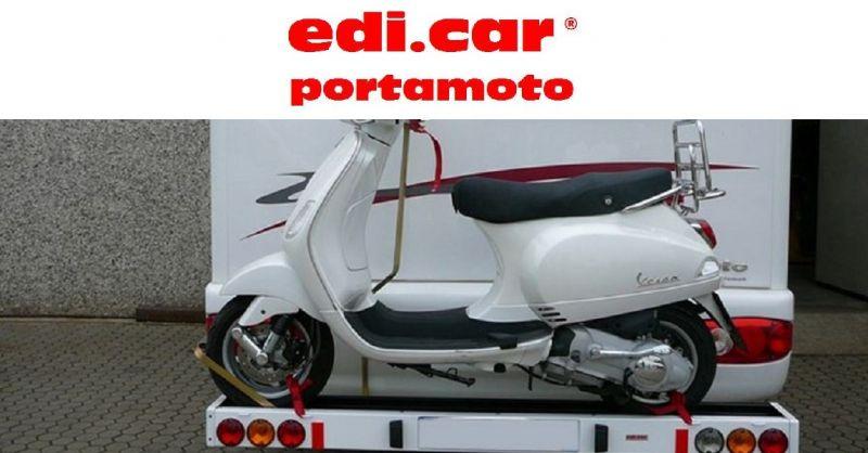 Edi.car - offre production châssis bike racks för vans and motor caravans fabriqué en Italie