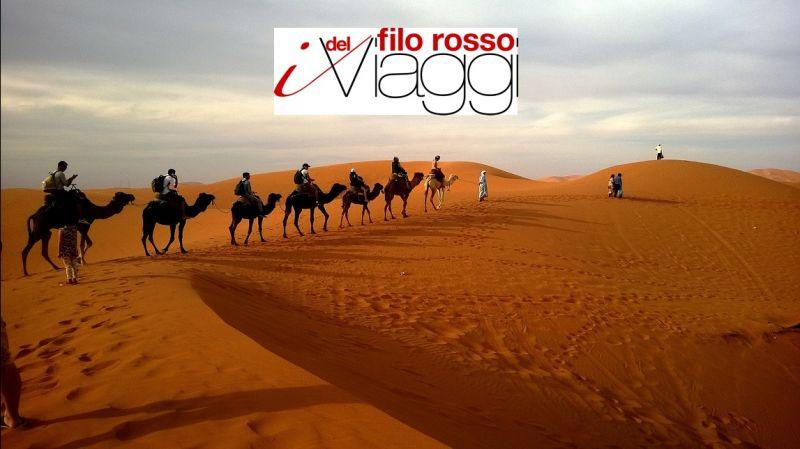 I VIAGGI DEL FILO ROSSO - Occasione organizzazione tour e safari in Africa