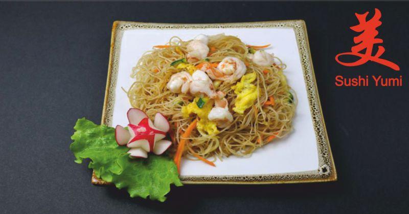 ristorante sushi yumi offerta cibo senza limiti - occasione cena all you can eat perugia