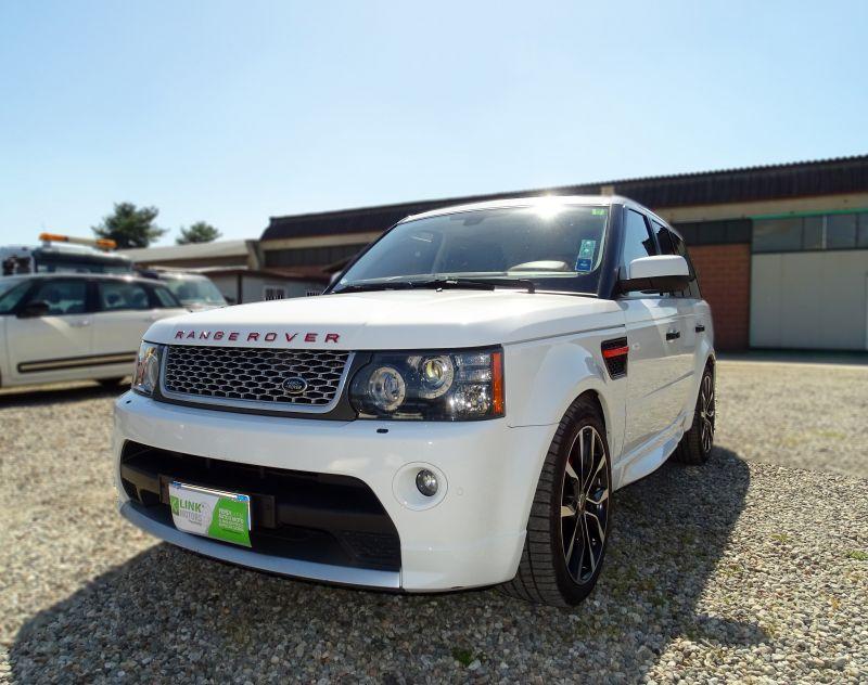 usato Range Rover Sport 3.0 SDV6 AUTOBIOGRAPHy - occasione land rover MOTORE NUOVO