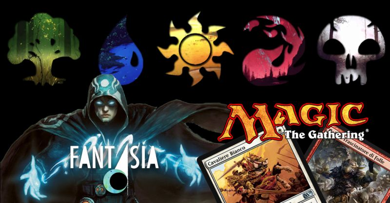 Offerta Fantasia MAGIC STORE Trento - Occasione Vendita online carte Magic The Gathering