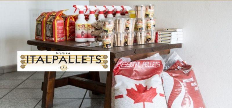 NUOVA ITALPALLETS - offerta vendita pellet per stufe Bologna