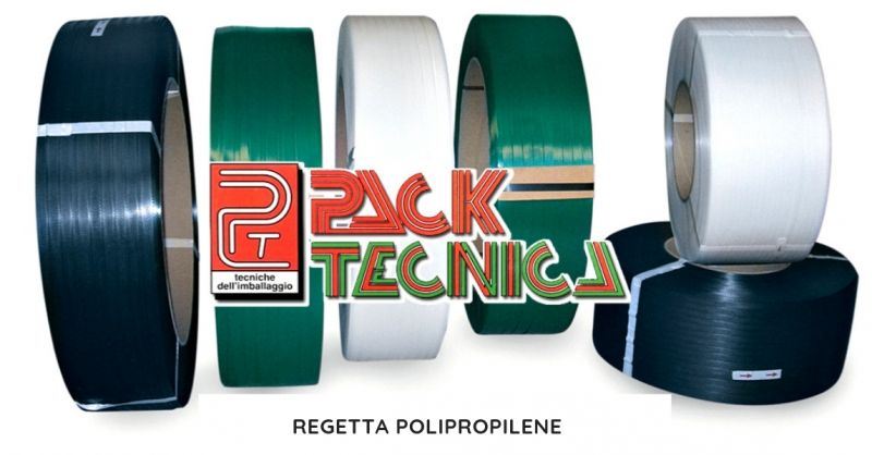 Regetta Polipropile Parma materiale Imballaggio regetta Polipropilene