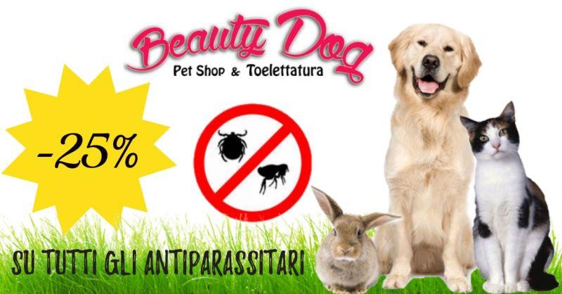 offerta vendita antiparassitari per animali Terni - occasione antiparassitari in sconto Terni