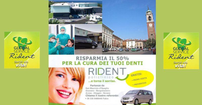 offerta trasporto organizzato per dentisti e cure dentali in Croazia - GLOBAL SERVICE