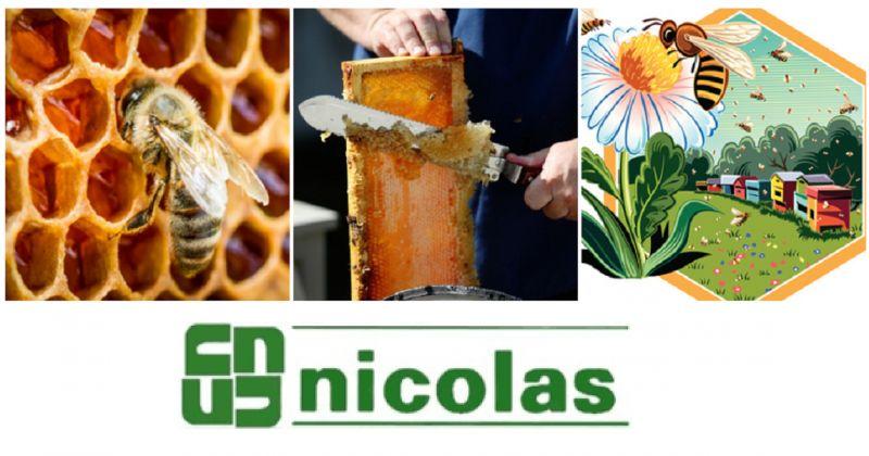 NICOLAS - Offre de vente Équipements pour apiculteurs production italienne