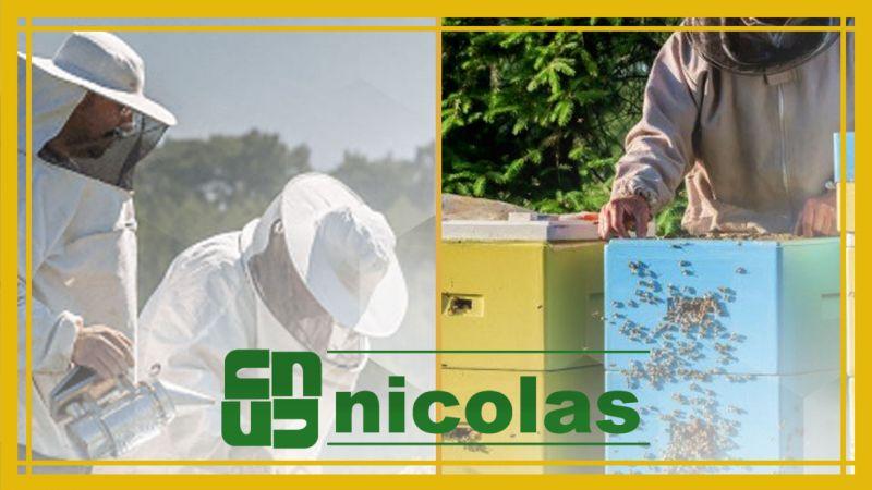 NICOLAS SRL - Occasione vendita abbigliamento e articoli professionali apicoltura made in Italy