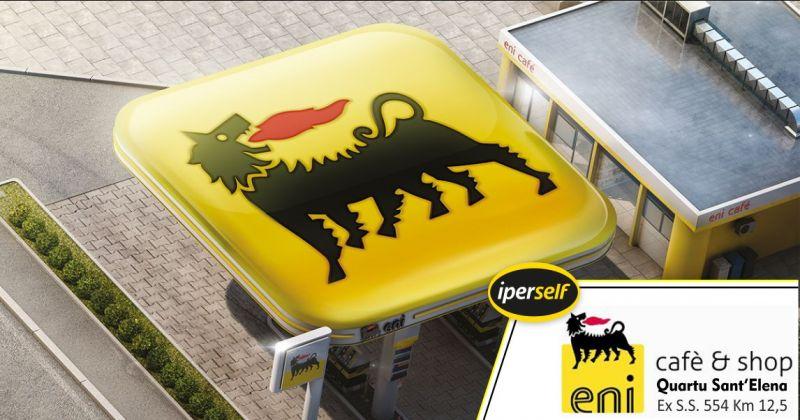 Eni Station Iperself Quartu Sant Elena - offerta benzinaio stazione di servizio self-service