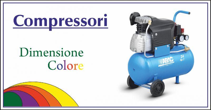 dimensione colore offerta compressori - occasione compressori portatili savona