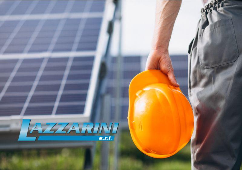 LAZZARINI SRL offerta impianti di riscaldamento innovativi - promo pannelli solari